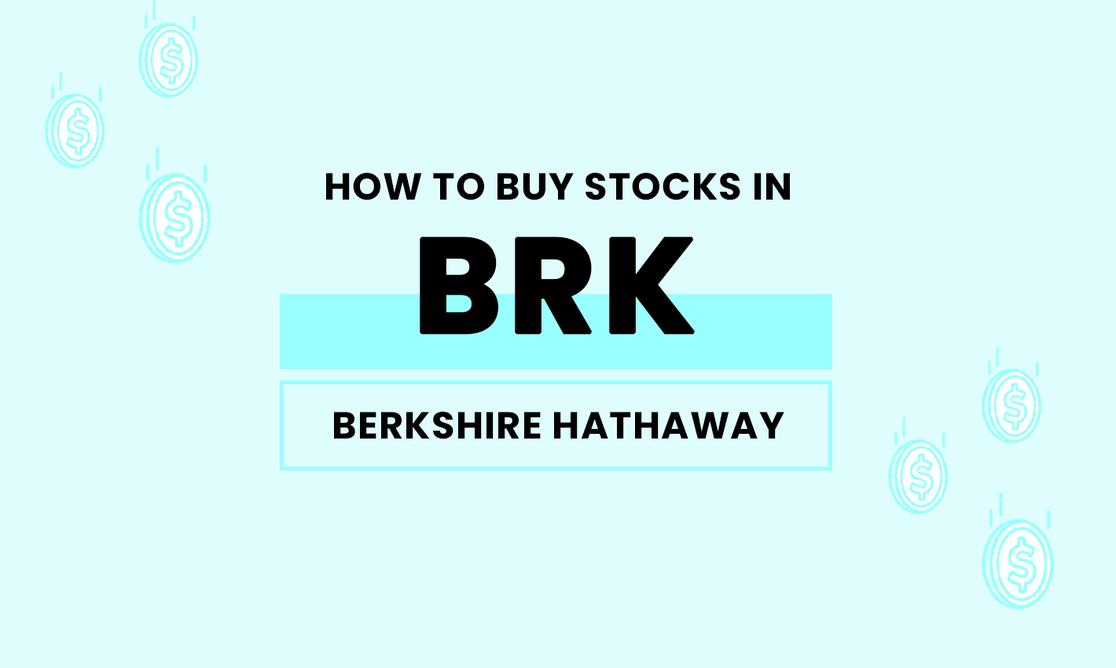 How to buy stocks in BRK