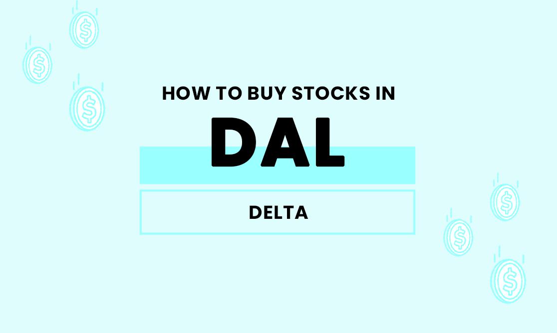 How to buy stocks in DAL