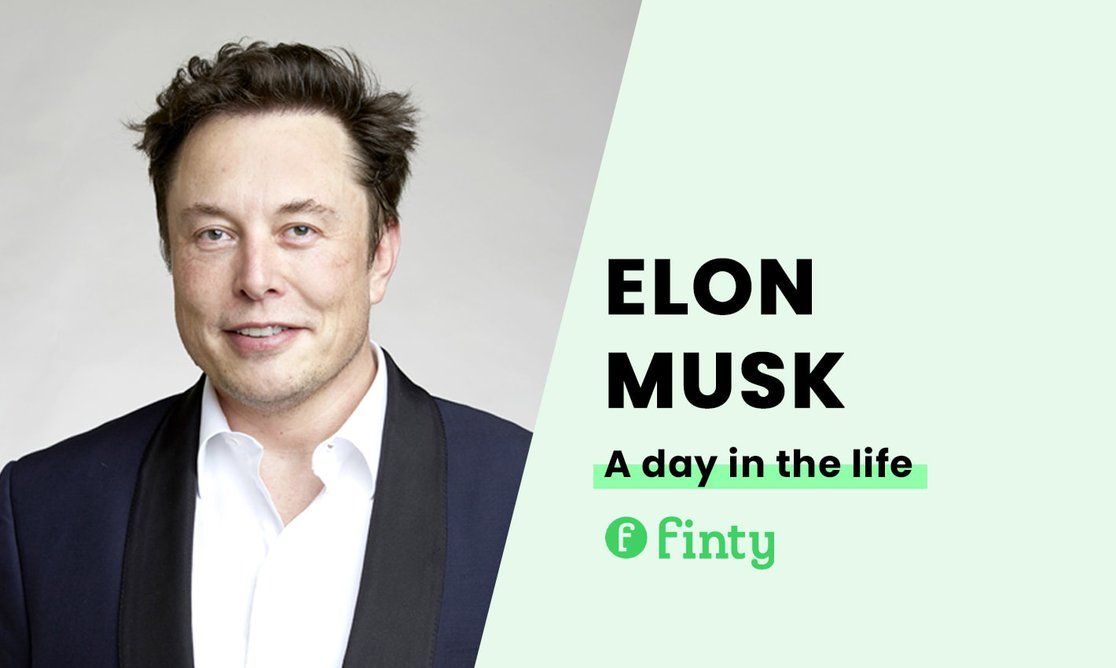Elon Musk's daily routine