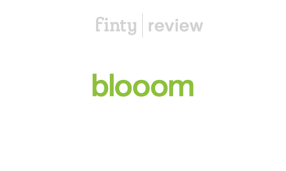 Finty review Blooom