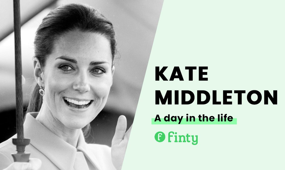 Kate Middleton's daily routine