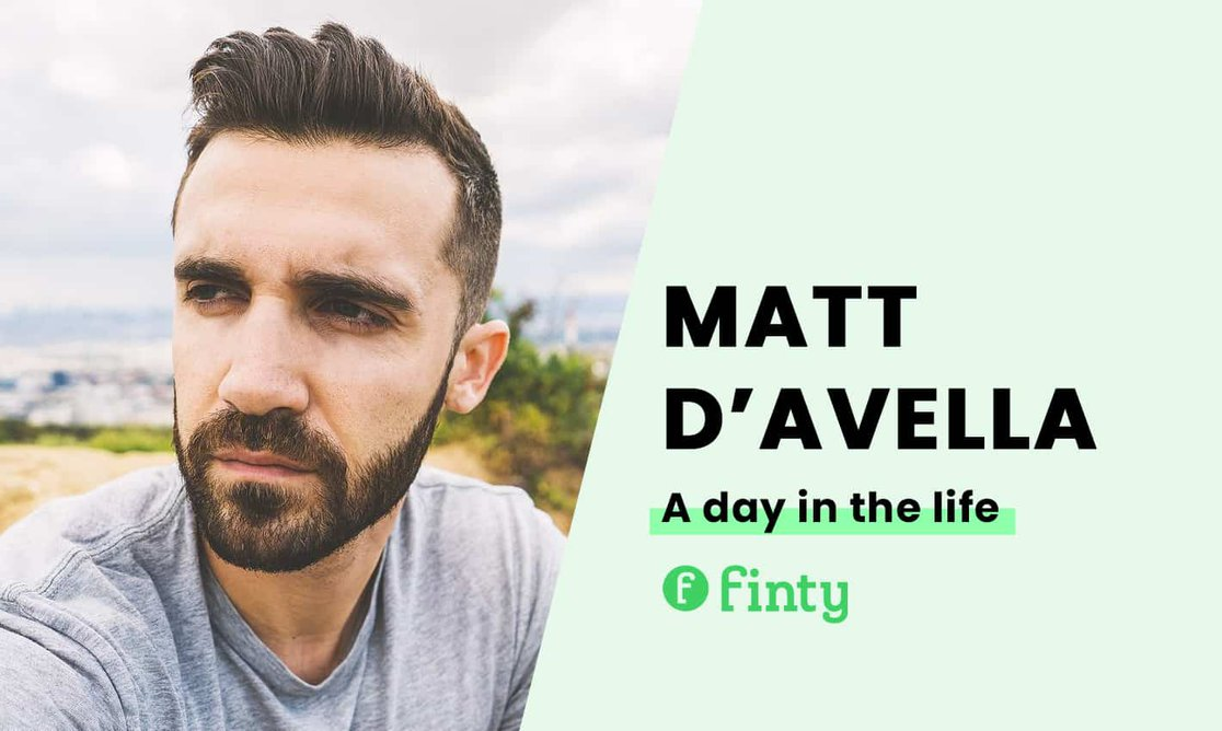 Matt D'Avella daily routine